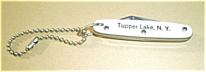 TUPPER LAKE N.Y. IMPERIAL SOUVENIR KNIFE (Image1)