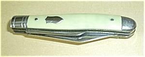 IMPERIAL YELLOW & GREEN HANDLE BAKELITE (Image1)