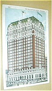 THE BLACKSTONE HOTEL CHICAGO ILL. 30`S. (Image1)