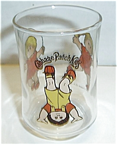 CABBAGE PATCH KIDS BREAKFAST GLASS (Image1)