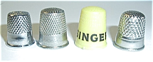4 Different Thimble