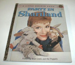 PARTY IN SHARILAND FEATURING SHARI LEWIS (Image1)