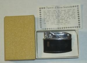 SMC FLAT LIGHTER ART DECO NEW IN BOX (Image1)