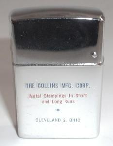 WIND MASTER ADV. THE COLLINS MFG. CORP. (Image1)