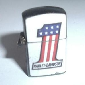 JAPAN MINI VENDING MACHINE LIGHTER HARLEY (Image1)