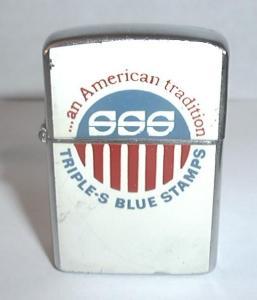SSS  TRIPLE-S BLUE STAMPS PENQUIN (Image1)