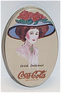 Old Coca-cola Handy Sewing Kit 1981