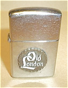 OLD LONDON LIGHTER IDEALINE JAPAN (Image1)