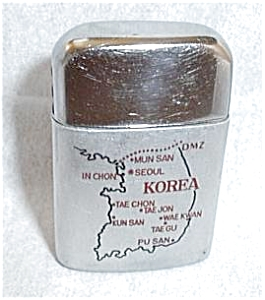FIREFLY SUPER RONZIN LIGHTER  KOREA ENGRAVED (Image1)