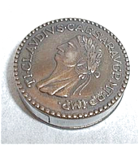 CONTINENTAL COIN LIGHTER JAPAN (Image1)