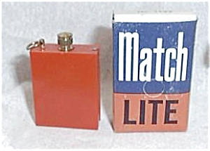 Match Lite Made In Hong Kong N.o.s.