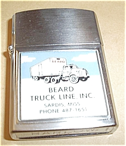 BEARD TRUCK LINE INC. SARDIS MISS. BARLOW (Image1)