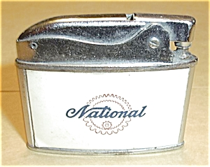 Crown National Flat Lighter