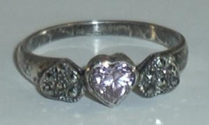 .925 3 HEART RING (Image1)