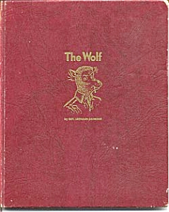 "SANSONE'S ""THE WOLF"" 1945 WWII CARTOON BOOK (Image1)"