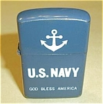 Click to view larger image of U.S. NAVY GOD BLESS AMERICA TORCHLITE KOREA (Image1)