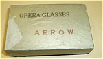 OLD ARROW OPERA GLASSES