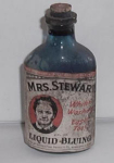 Click here to enlarge image and see more about item 132: Mrs. Stewart`s Liquid Bluing