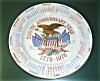 Click to view larger image of 200TH ANNIVERSARY YEAR 1776-1976 PLATE MINT (Image2)
