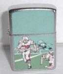 Click here to enlarge image and see more about item 2110: SMC Lighter Football