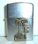 Click here to enlarge image and see more about item 2117: ARO Lighter Hawaii