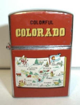Click here to enlarge image and see more about item 2130: Colorado Lighter Japan