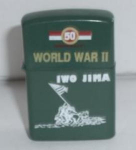 Click to view larger image of Z-16 Lighter IWO JIMA (Image1)