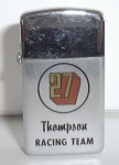 Click to view larger image of Park 27 Thompson Racing Team Lighter (Image1)