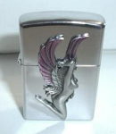 Click to view larger image of Flying Woman Lighter (Image1)
