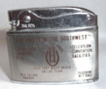 Click to view larger image of Wellington Balboa Flat lighter (Image1)