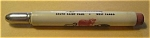 FARMERS UNION MARKETING ASSOCIATION BULLET PENCIL