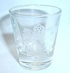 ETCHED U.S. PROSIM SHOT GLASS