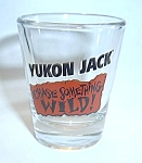 YUKON JACK SHOT GLASS