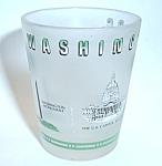 Click to view larger image of WASHINGTON D.C. SHOT GLASS (Image1)