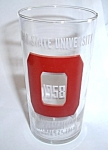Click here to enlarge image and see more about item 72008: NOV 24 1958 OHIO STATE UNIVERSITY FOOTBALL TUMBLER RARE
