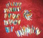 Click to view larger image of VINTAGE OLD PEN LOT FOR PARTS OR REPAIR (Image1)