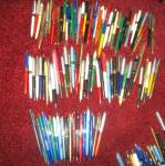 Click to view larger image of VINTAGE OLD PEN LOT FOR PARTS OR REPAIR (Image3)