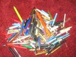 Click to view larger image of VINTAGE OLD PEN LOT FOR PARTS OR REPAIR (Image5)