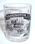 DOUBLE SHOOTER WASHINGTON D.C. SHOT GLASS