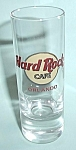 HARD ROCK CAFE ORLANDO TALLBOY SHOT GLASS