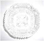 Click to view larger image of OLD PRESS GLASS ASHTRAY (Image1)