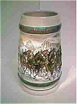 1993 BUDWEISER HOLLIDAY COLLECTORS STEIN.