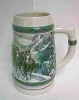 Click to view larger image of 1993 BUDWEISER HOLLIDAY COLLECTORS STEIN. (Image2)