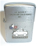 Click here to enlarge image and see more about item E566: WELLINGTON ADV. RENAULT S. CALIFORNIA