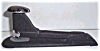 Click to view larger image of VINTAGE 1940`S BLACK CRACKLE MARKWELL STAPLER (Image2)