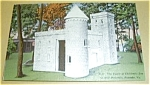 Click here to enlarge image and see more about item PCA41: THE CASTLE AT CHILDREN`S ZOO MILL MOUNTAIN RO