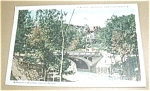 Click here to enlarge image and see more about item PCA48: ELMS HOTEL & BRIDGE EXCELSIOR SPRINGS MO