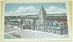 THE UNION STATION AT PORTLAND MAINE 40`S