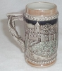 Click to view larger image of HAND PAINTED STEIN - MUG JAPAN BY KTW (Image2)