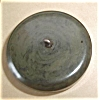 Click to view larger image of BAKELITE VICTORIAN SCENE 1 3/4 INCH (Image2)